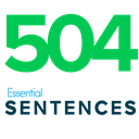 504 Essential Sentences