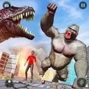 Gorilla Animal Rampage 2020: City Smash
