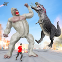 Gorilla Animal Rampage 2020: City Smash