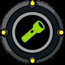 Omnitrix Torch : Ben Led Alien Flashlight