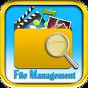مدیریت حرفه ای فایل ها