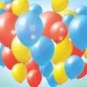 Balloon Pop for toddlers. Learning games for kids