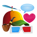 Aviary Default Stickers