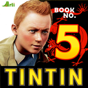 The Advanture of TinTin - The Blue