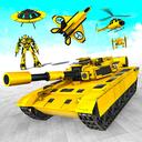 Tank Robot Transform Wars - Multi Robot Game