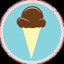 Education cream cake and ice cream