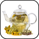Tea and herbal tea properties