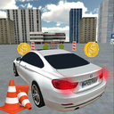 City Prado Car Parking Games 3D: Driving Fun Games