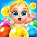 Baby's Bubble Shooter - Save the Storks!