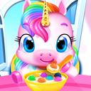 My Baby Unicorn - Magical Unicorn Pet Care Games