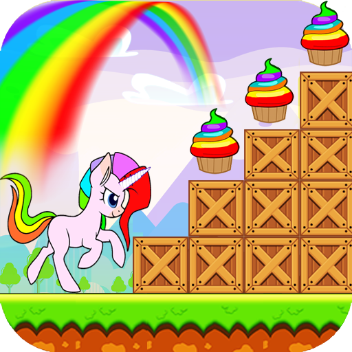 Unicorn Dash Attack: Unicorn Games