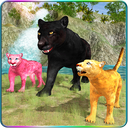Panther Simulator 3d Animal Games