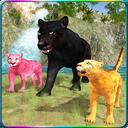 Panther Simulator 3d Animal Games