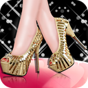 Shoe Fashion Designer Studio Games for Girls & Boy