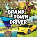 Grand Town Driver: Auto Racing