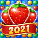 Fruit Genies - Match 3 Puzzle Games Offline