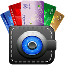 کارت بانک(مدل چرم مشکی)
