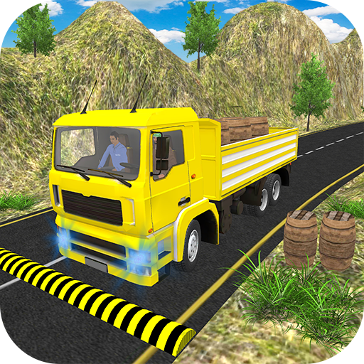 Mud Truck Driving Simulator: Real Truck Games