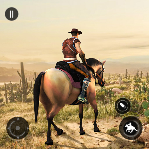 West Mafia Redemption: Gold Hunter FPS Shooter 3D