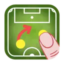 Coach Tactic Board: Soccer