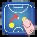 Coach Tactic Board: Futsal