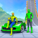 Ambulance Robot Car Games 2020 : Rescue Ambulance