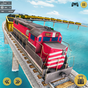 Coal Train Transport Games: Train Simulator