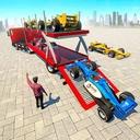 Formula Car Transport Truck: Cruise Ship Simulator