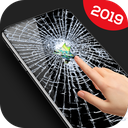 Broken Screen Prank - Cracked Screen Pranks App