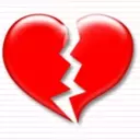 دل شکسته