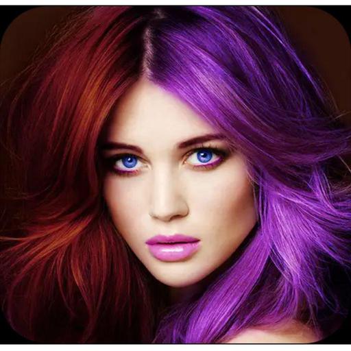 اموزش مدل های جدید ترکیب رنگ مو
