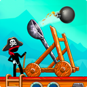 The Catapult: Castle Clash with Awesome Pirates