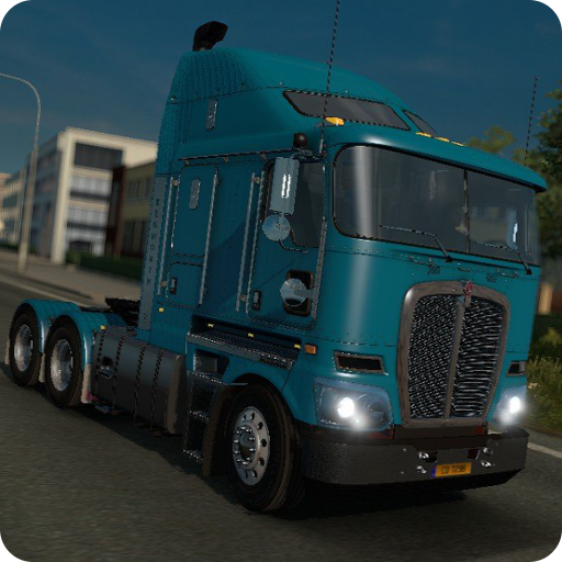 Truck Driver Real Traffic Mod