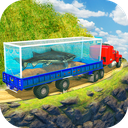 Sea Animals Transport Truck Simulator 2019