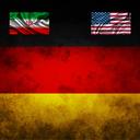 لغت نامه سه زبانه آلمانی DE-EN-FA
