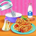 Make Pasta Food Kitchen Games