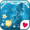 Mermaid treasure[Homee ThemePack]