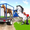 Farm Animal Transport Truck Driving Simulator