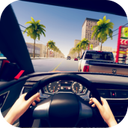 Extreme Freeway Traffic Drive : Simulator 2018