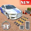 Car Parking Rush: Prado Car Games