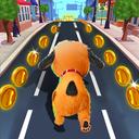 Endless Fun New Run Dog - Free Running Games 2020