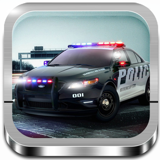 Police Car Driving Game 3D