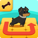 Drag My Puppy: Brain Puzzle