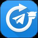 تلگرام با سرعت نور (پاک کننده)