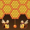 Bubble Bee Pop - Colorful Bubble Shooter Games