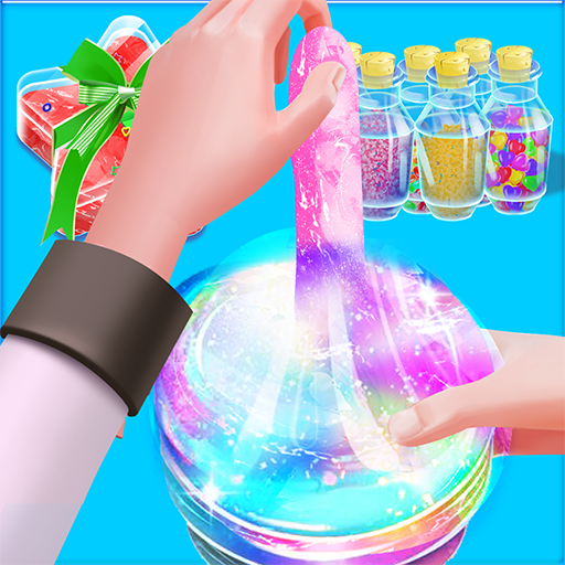 Colorful Slime Workshop