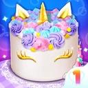 DIY Unicorn Rainbow Food - Unicorn Cake