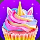 Unicorn Food - Sweet Rainbow Cupcake Desserts