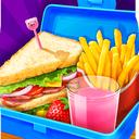 School Lunch Food Maker 2