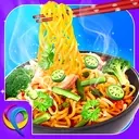 Chinese Food Maker - Street Food Cooking